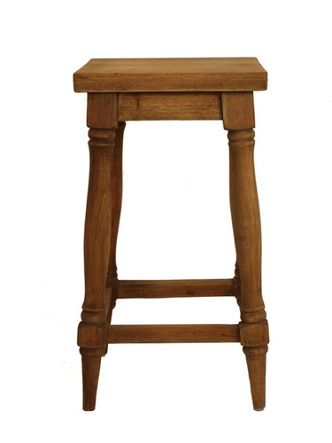 Provence Counter Stool - Size: 61H x 35W x 35D (cm)