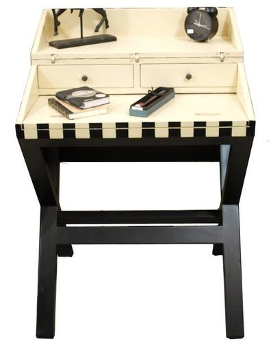 Conservatory Desk - Black /ICM/A12