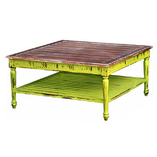 Regent Coffee Table - Size: 48H x 100W x 100D (cm)
