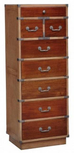 Artisan Tall Cabinet - Antique Oak /TKB