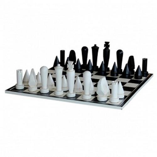 Modern Chess Set - Black /LRW