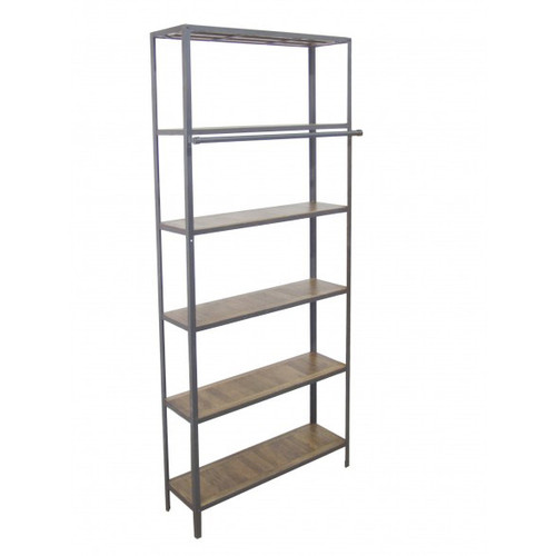 Industrial Bookcase 100cm