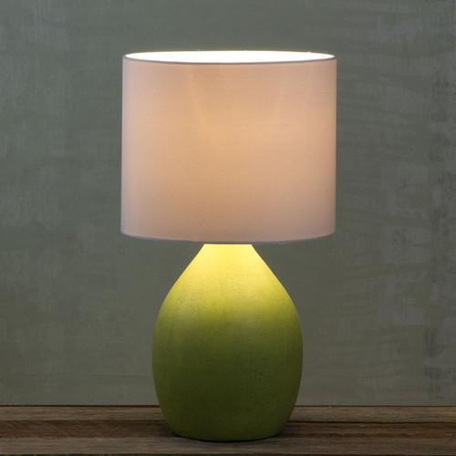 Earth Green Table Lamp