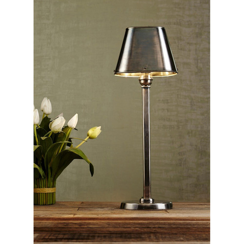 Metropolitan Table Lamp with Metal Shade