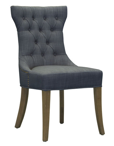 Bella House Ella Dining Chair - Slate Grey
