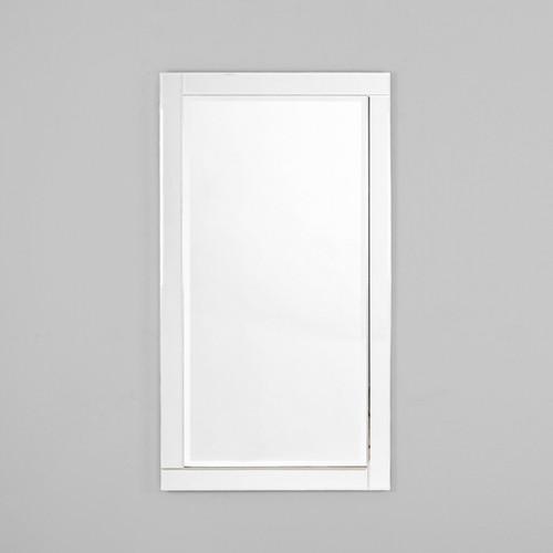 Contempo Silver Mirror 69X127