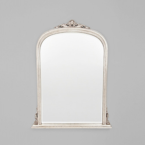 Domed Silver Mirror 119X160