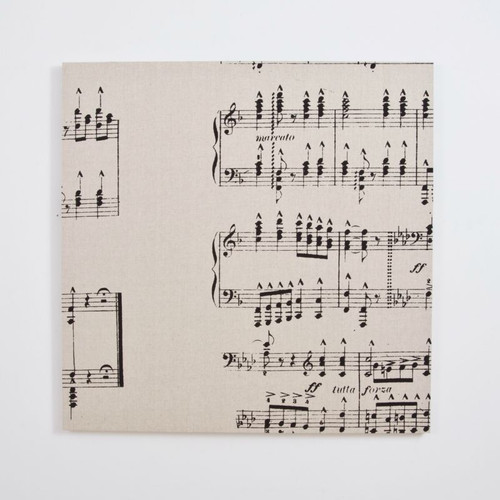 Canvas Print: Music Canvas