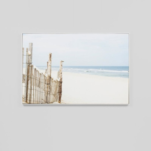 Canvas Print: Shell Beach