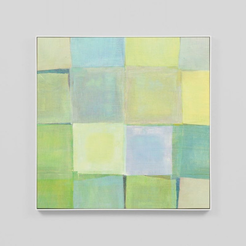 Canvas Print: Spring Patchwork
