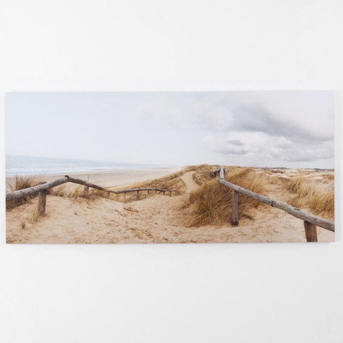 Canvas Print: Beach Track