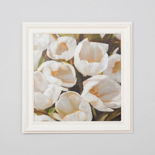 Framed Print: Bianco 1