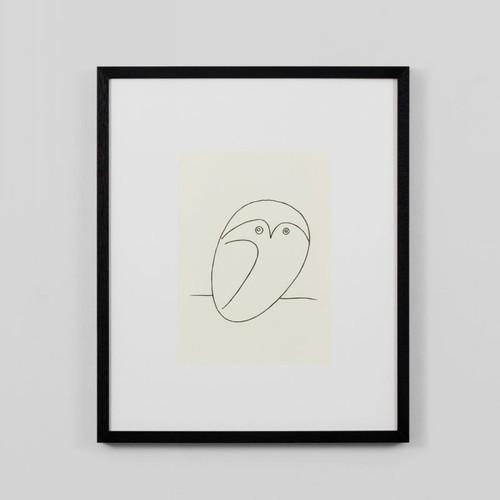Framed Print: Chouette