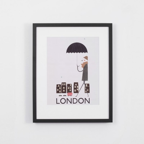Framed Print: London