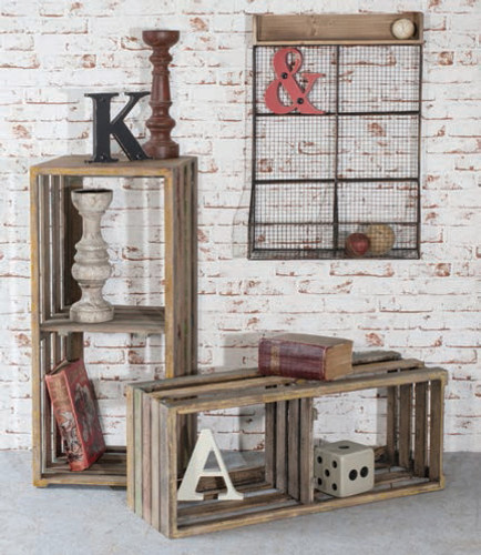 Appleyard Crates (Set/2)