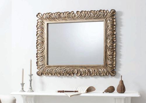 "Clover Mirror 43x36"""" Gallery Direct"""""