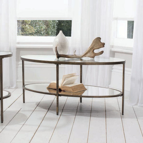 Henley Glass Coffee Table