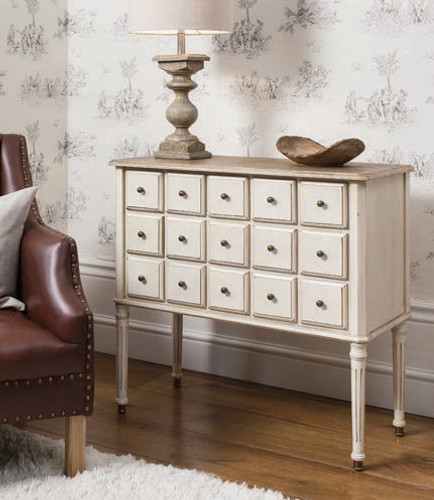 Wallace Chest of Drawers 35.5x16x33.5""
