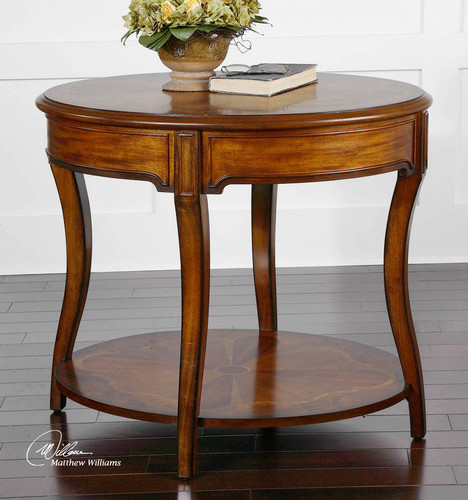 Corianne Lamp Table