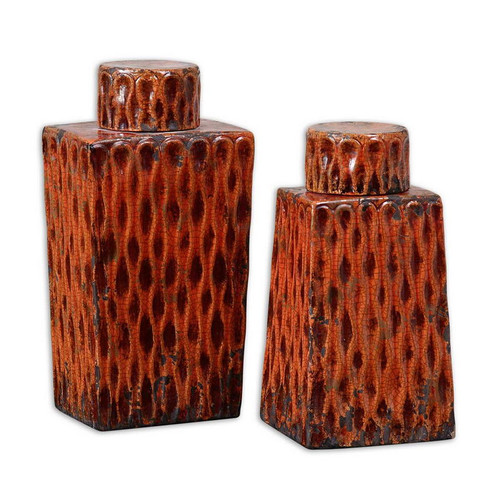 Raisa Containers - Set of 2