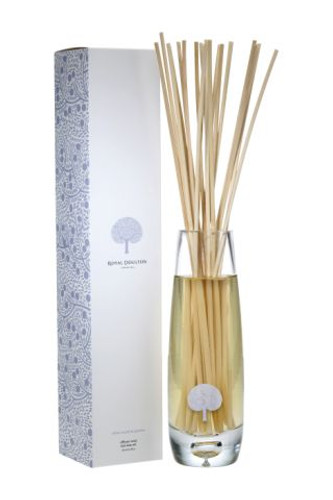 Royal Doulton Reed Diffuser and Vase Set - White Woods & Jasmine