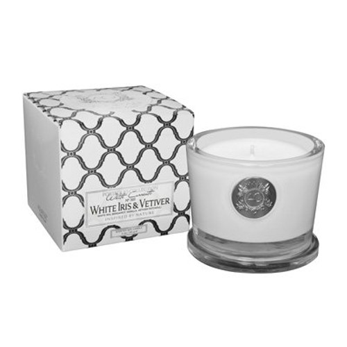 White Iris Vetiver - Candle Small