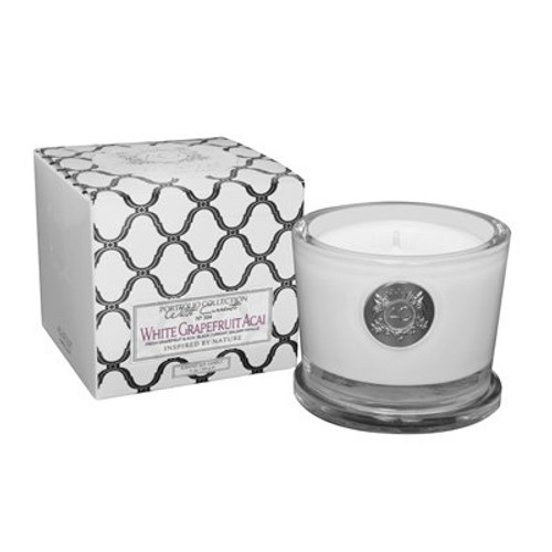 White Grapefruit Acai - Candle Small