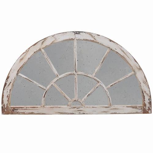 Arch Mirror - Size: 76H x 137W x 5D (cm)