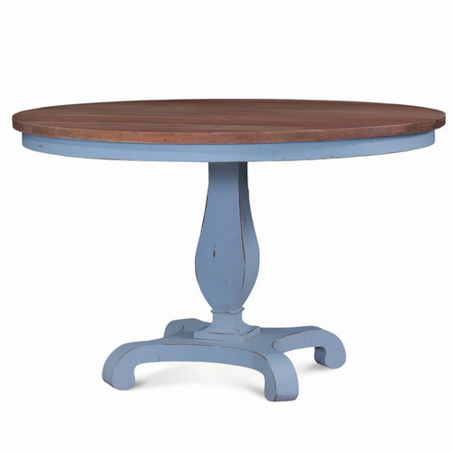 Chelsea Round Dining Table 120cm - Any Colour