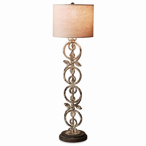 Fleur Standing Floor Lamp  - Size: 160H x 48W x 48D (cm)