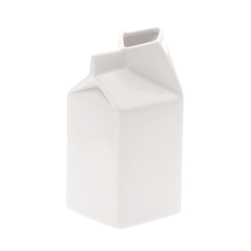 Porcelain Milk Jug - White