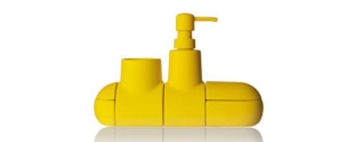 Porcelain Submarine - Yellow