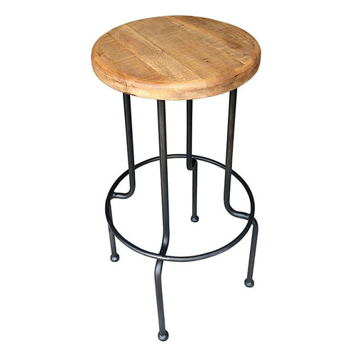 Newport Iron Counter Stool