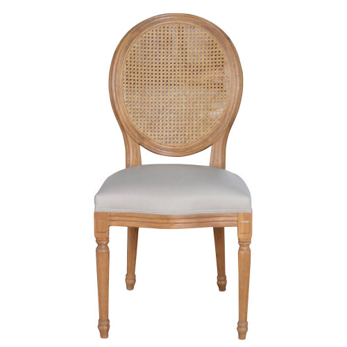 Ballon Rattan Back Dining Chair