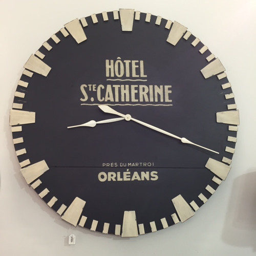Hotel St Catherine Wall Clock