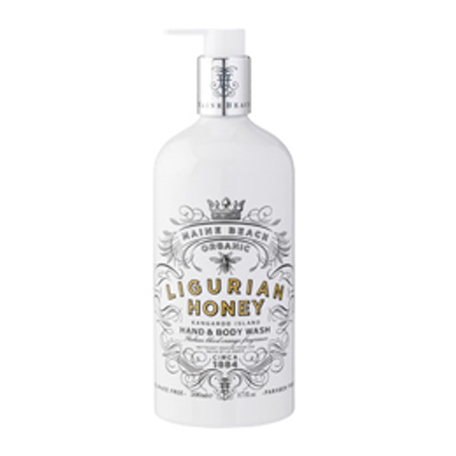 Ligurian Honey Hand & Body Wash 500ml