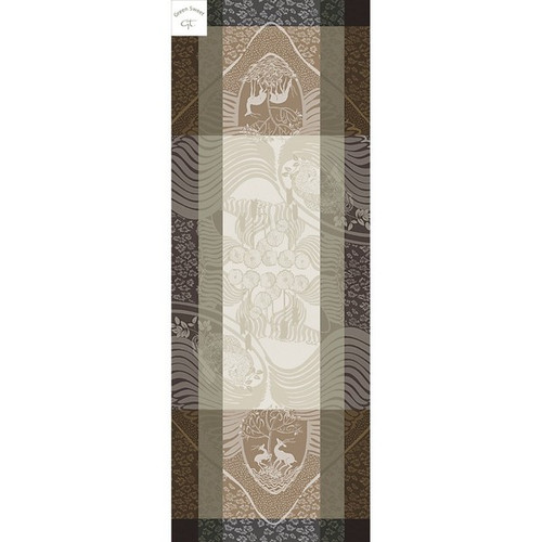 Table Runner SAVANE Galuchat
