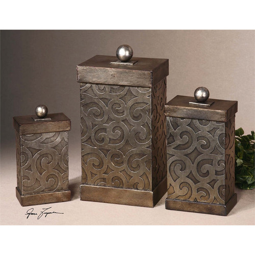 Nera Boxes - Set of 3