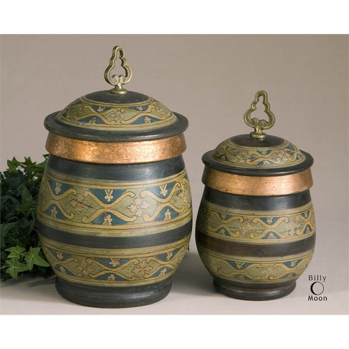 Cena Canisters - Set of 2