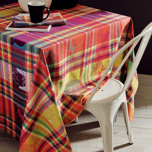 Tablecloth MILLE ZOOM Vibrant 175x250cm