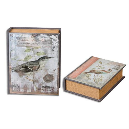 Candan Boxes - Set of 2