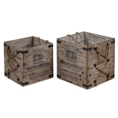Bouchard Crates - Set of 2