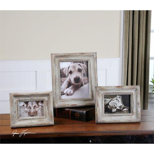 Niho Photo Frames - Set of 3