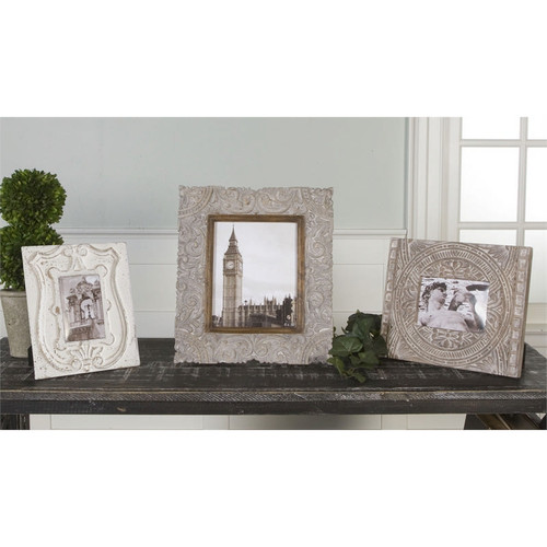 Askan Photo Frames - Set of 3 by Uttermost