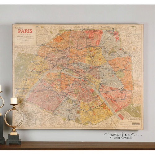 Paris Nouveau Plan