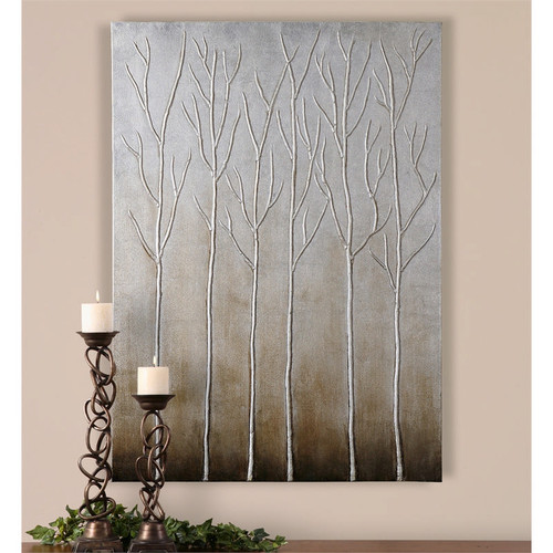 Sterling Trees a Paintings by Uttermost