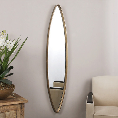 Belsito Oval Mirror by Uttermost