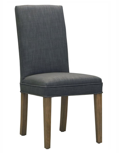 Bella House Xavier Dining Chair - Slate Grey
