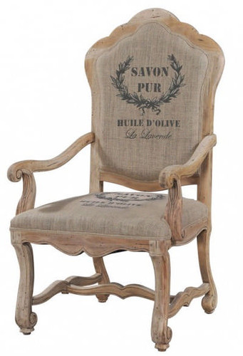 Charles Chair  - Size: 127H x 69W x 63D (cm)