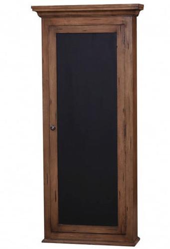Newport Cupboard w/ Chalkboard - Antique Oak